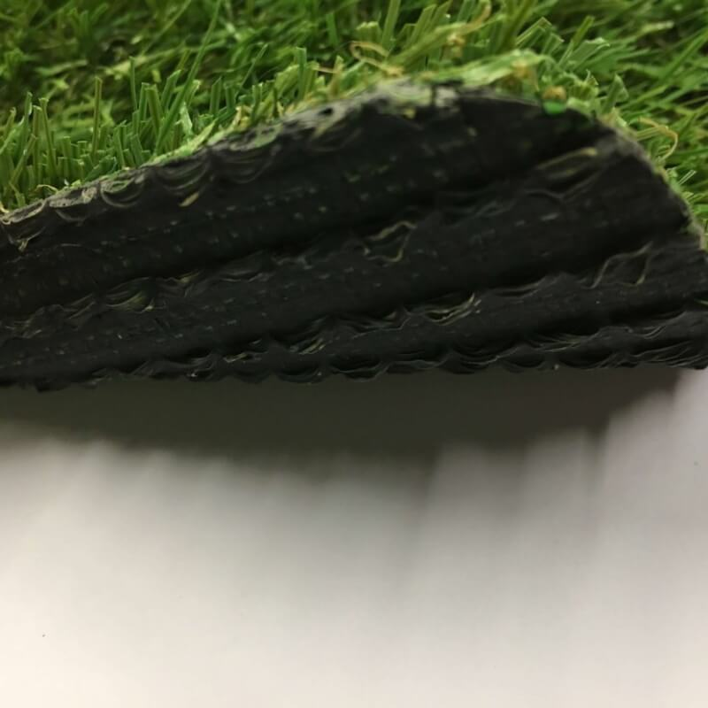 Césped Artificial de 32 mm Ignífugo en DecoStands