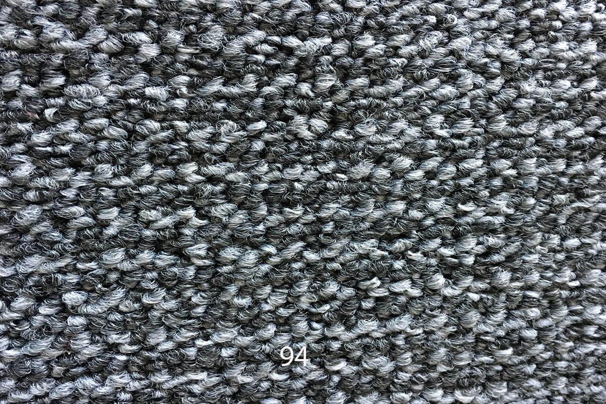 Alfombra Pluto gris 94 en DecoStands