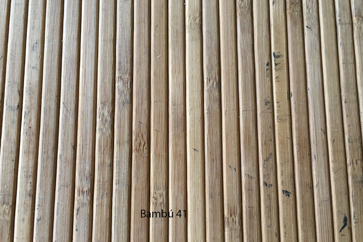 Fibra Vegetal Bambú 41 en DecoStands