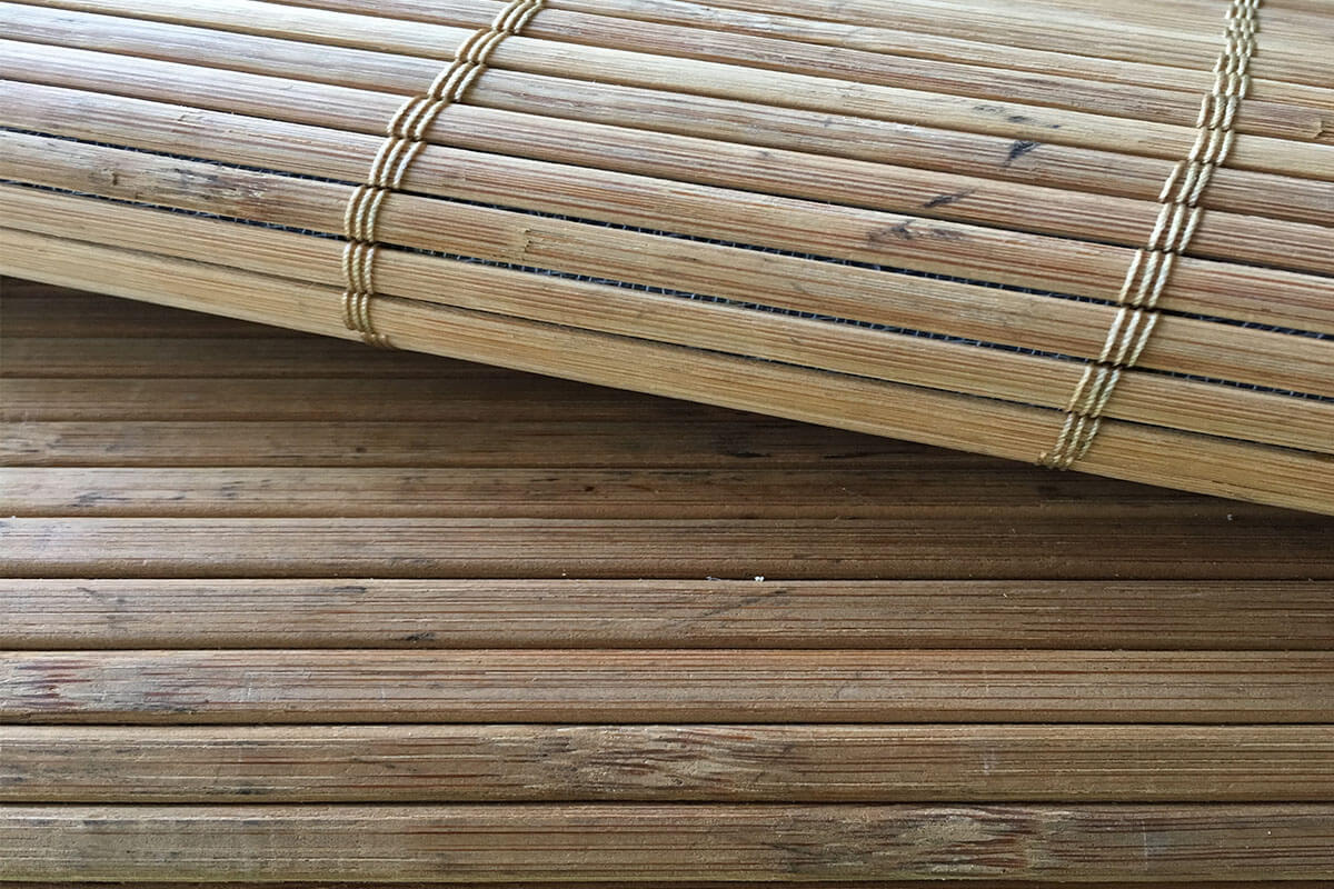 Fibras vegetales Bambú en DecoStands