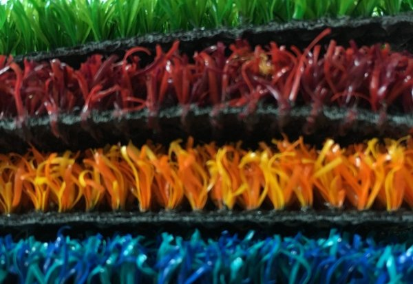 Césped Artificial Spa colores en DecoStands