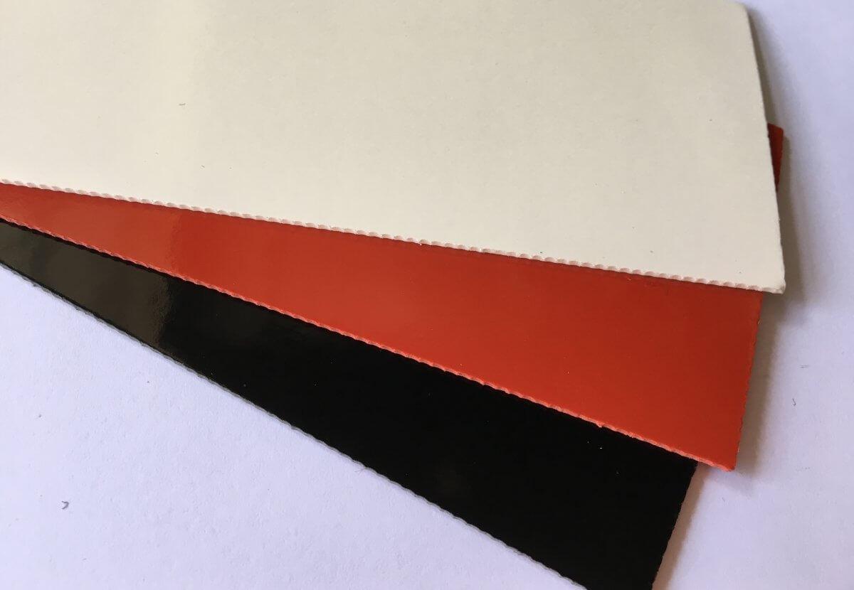 Suelo PVC brillo colores en DecoStands