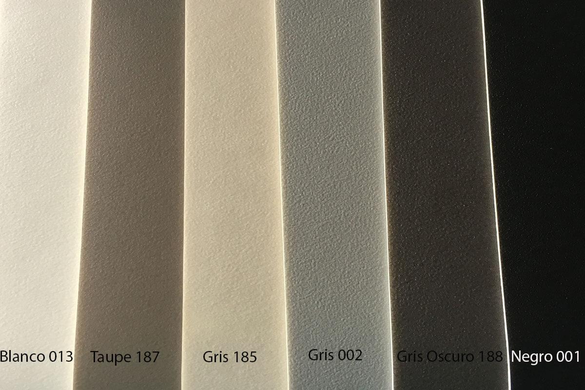Suelo Vinílico Color Life Grises y negro en DecoStands