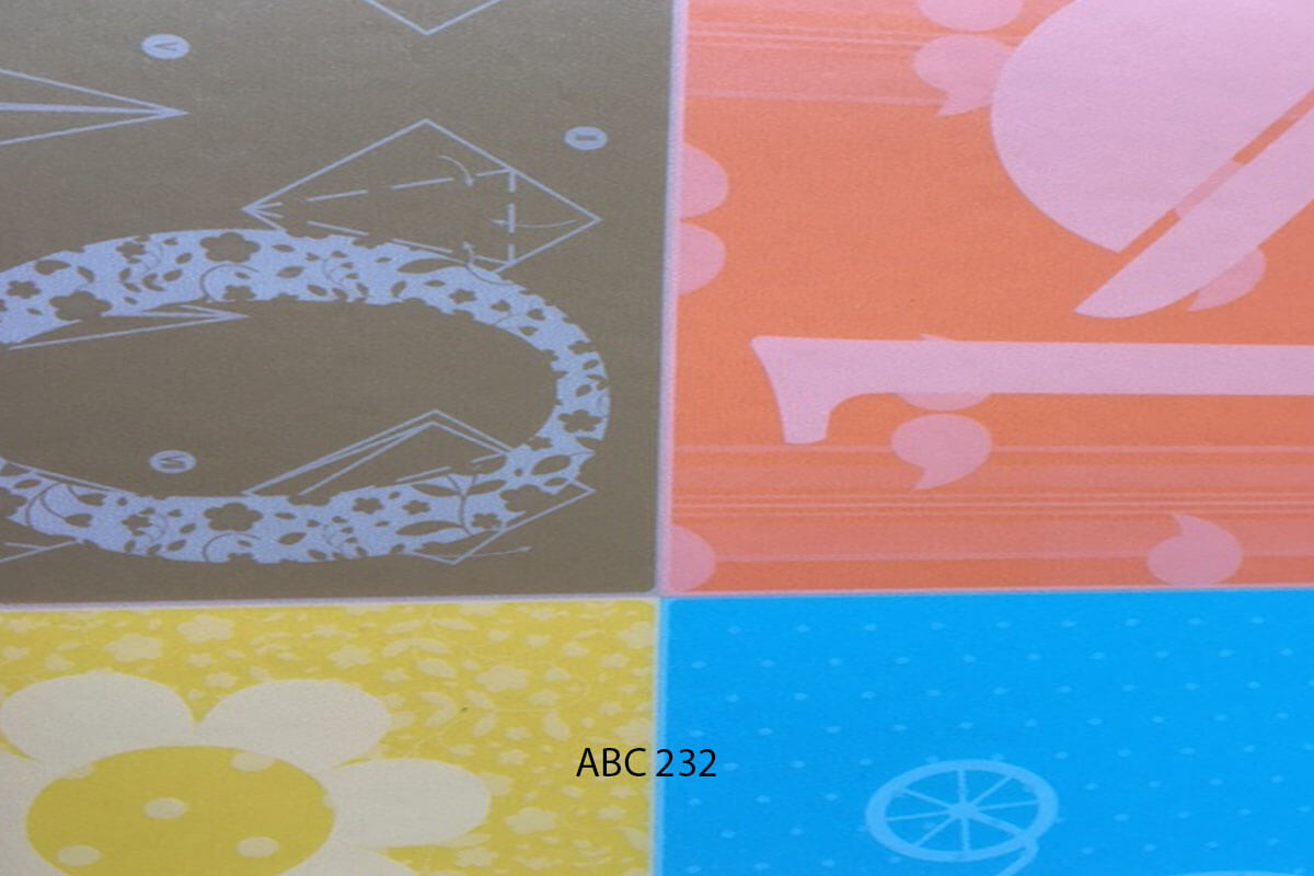 Suelo Vinílico Infantil Play Design ABC 232 en DecoStands