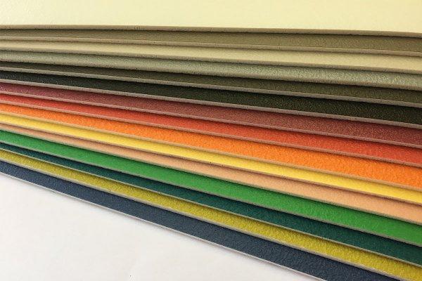 Suelo Vinílico color life perfil en DecoStands