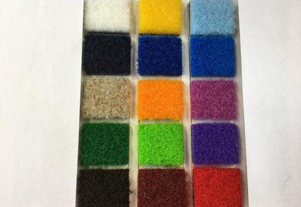 Felpudo sintético imitación en al coco natural en colores en DecoStands