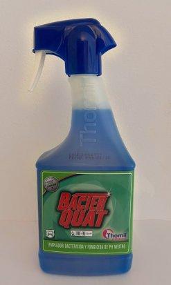 Desinfectante Bacter Quat en DecoStands